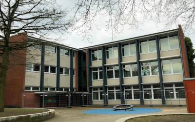 Baubeginn Stadtteilschule Öjendorf