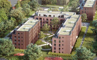 126 Wohneinheiten in Hamburg Farmsen